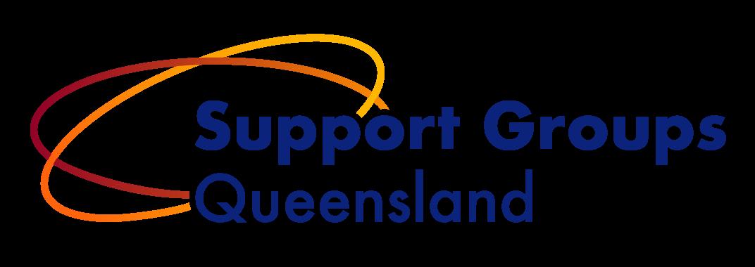Support Groups Queensland logo